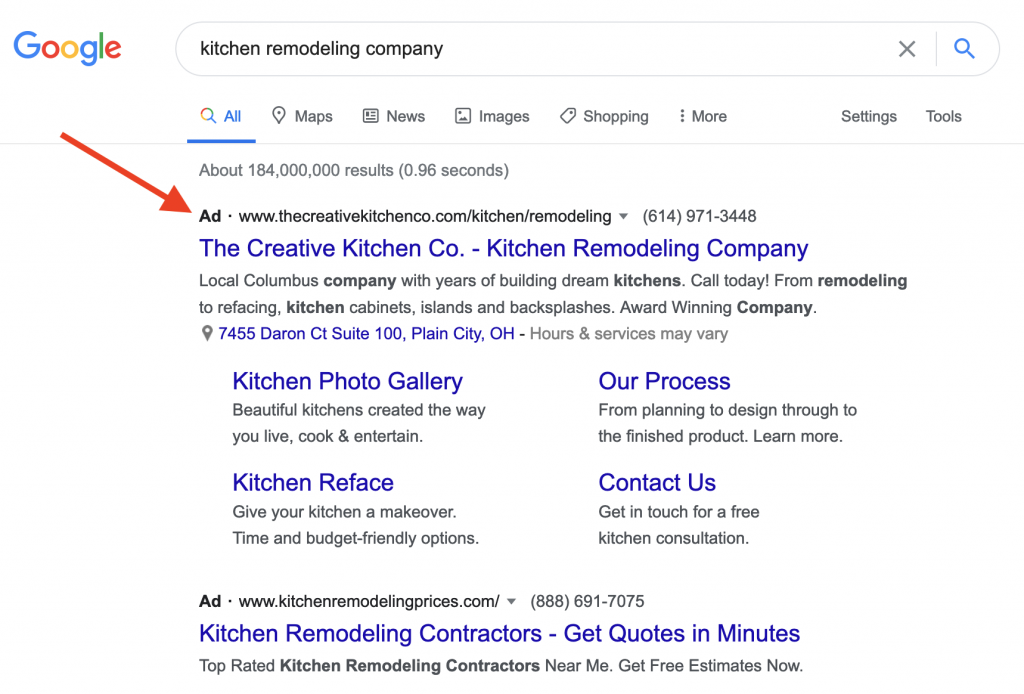 kitchen remodeling company Google Search